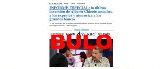 No, Alberto Chicote no ha recomendado invertir en Bitcoin Storm en 'El Hormiguero'