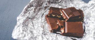 ¿Qué sabemos sobre la relación entre el chocolate y el acné?