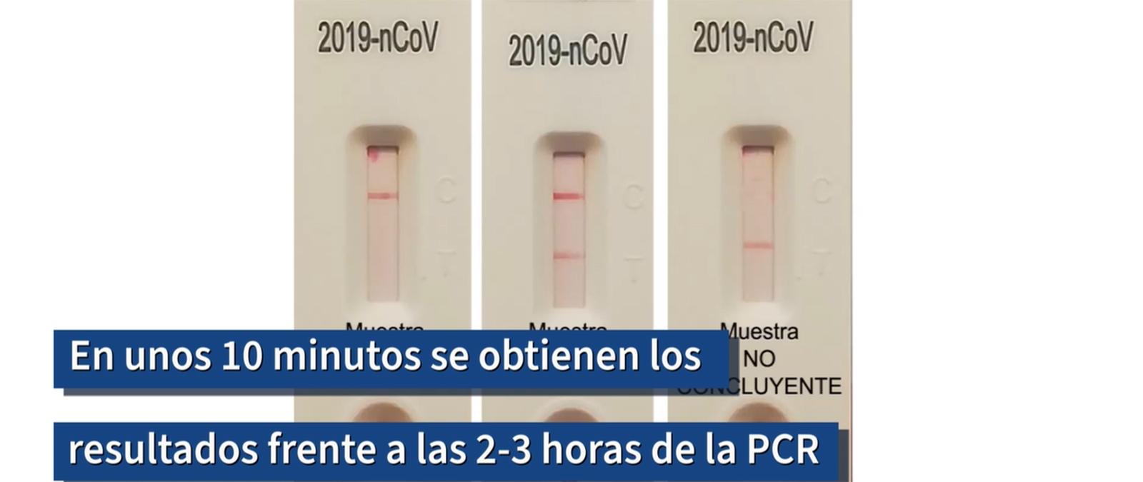 Diferencias entre test rápidos y la prueba PCR para diagnosticar COVID-19 - Maldita.es