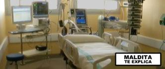 Las camas UCI no son solo camas con un respirador: necesitan aparatos especializados, un espacio determinado y profesionales intensivistas
