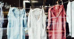 La desinfección de la ropa que no se puede lavar con agua caliente