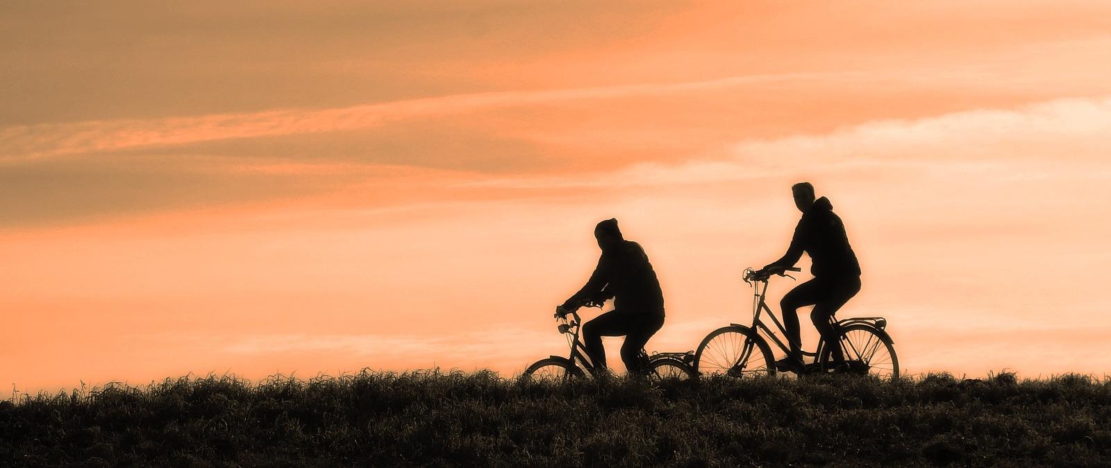Salud y bici (IV): por qué sudar es saludable y cómo ir en bici ayuda a reducir el estrés