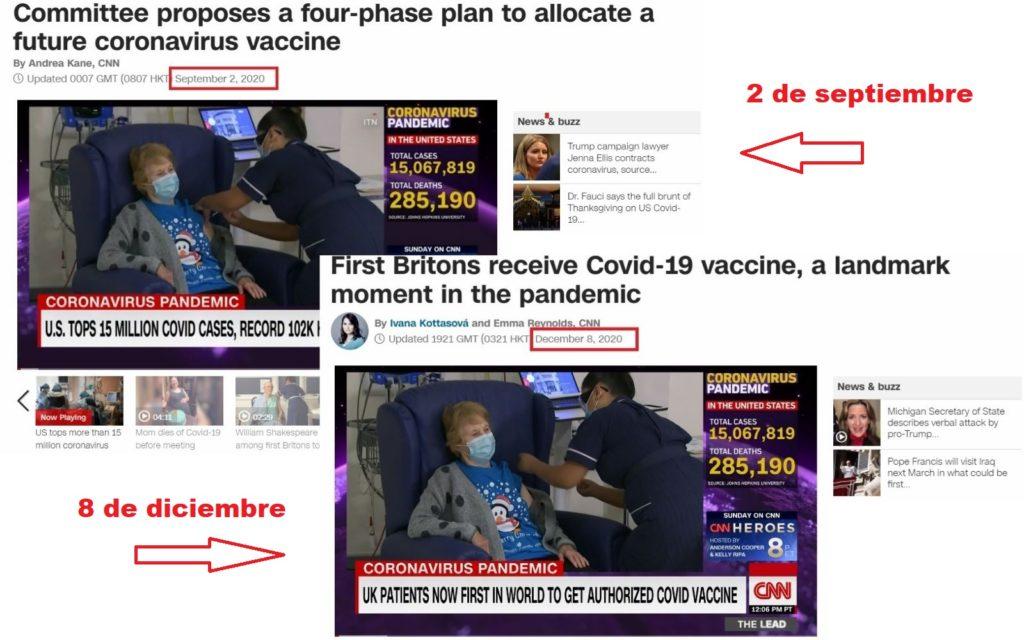 Publicaciones en las que también se puede ver el mismo vídeo.