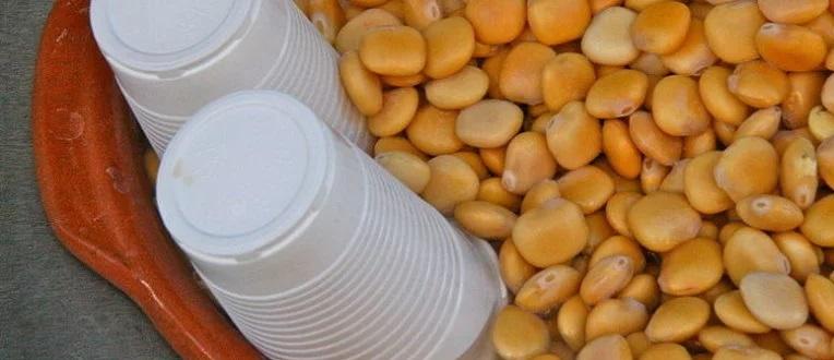Sí, los altramuces ayudan a reducir el colesterol (pero no hay evidencias de que sea mejor comerlos crudos y en ayunas)